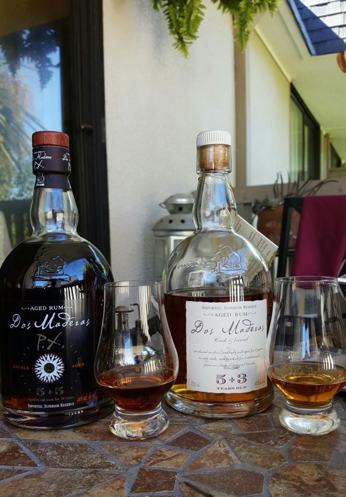 Rum Review: DosMaderas