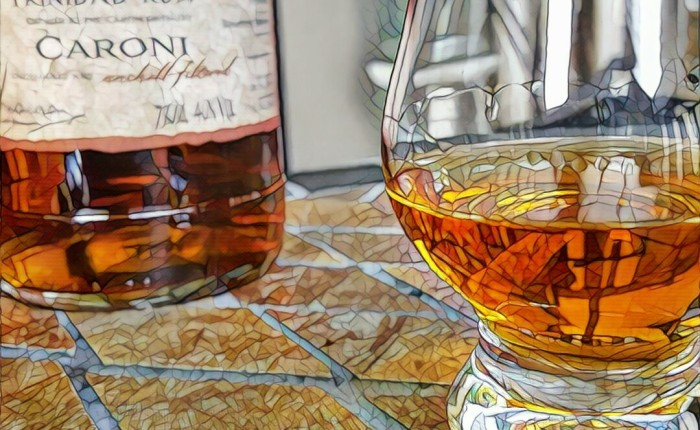 Rum Review: Caroni AD Rattray Cask Collection 18 year rum