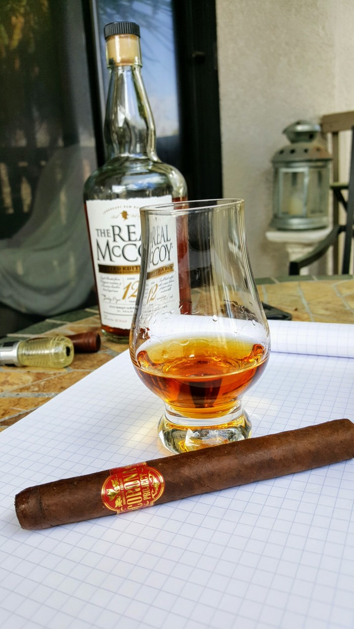 Rum Review: Real McCoy small batch 12 year oldrum