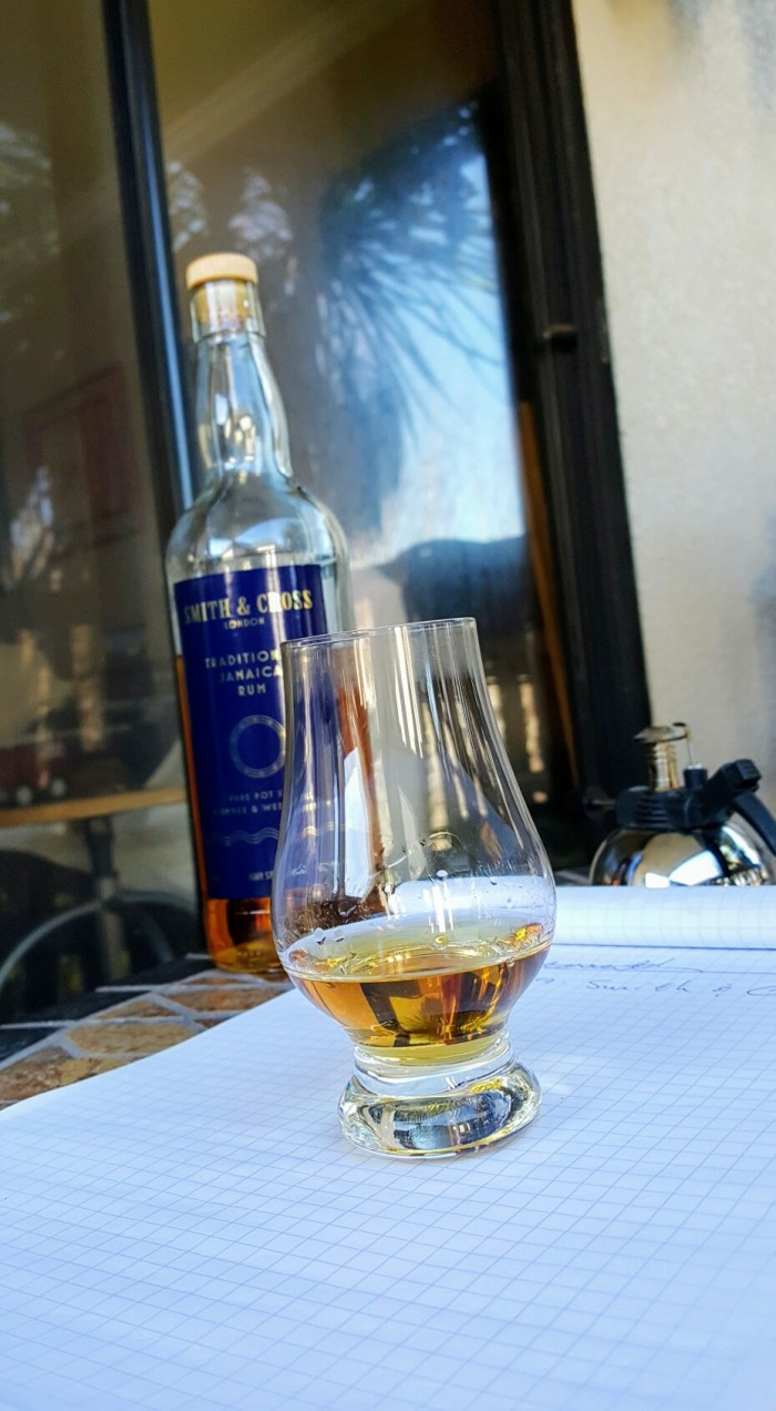 Rum Review: Smith &Cross