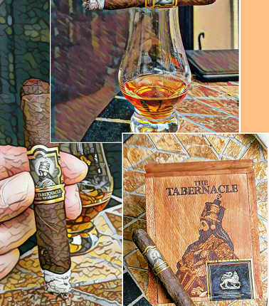 Cigar Review: Foundation Tabernacle
