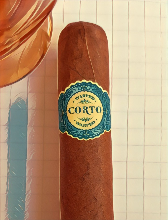 Warped Corto Cigar Review