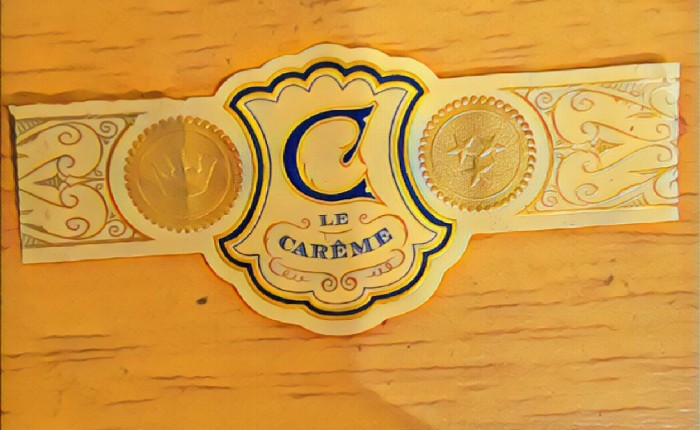 "Cigar Review: Crowned Heads ""le Careme"""