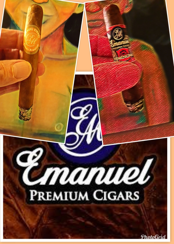 "Double Cigar Review: Emanuel Cigars ""Classic Premium"" and ""Hemingway"""