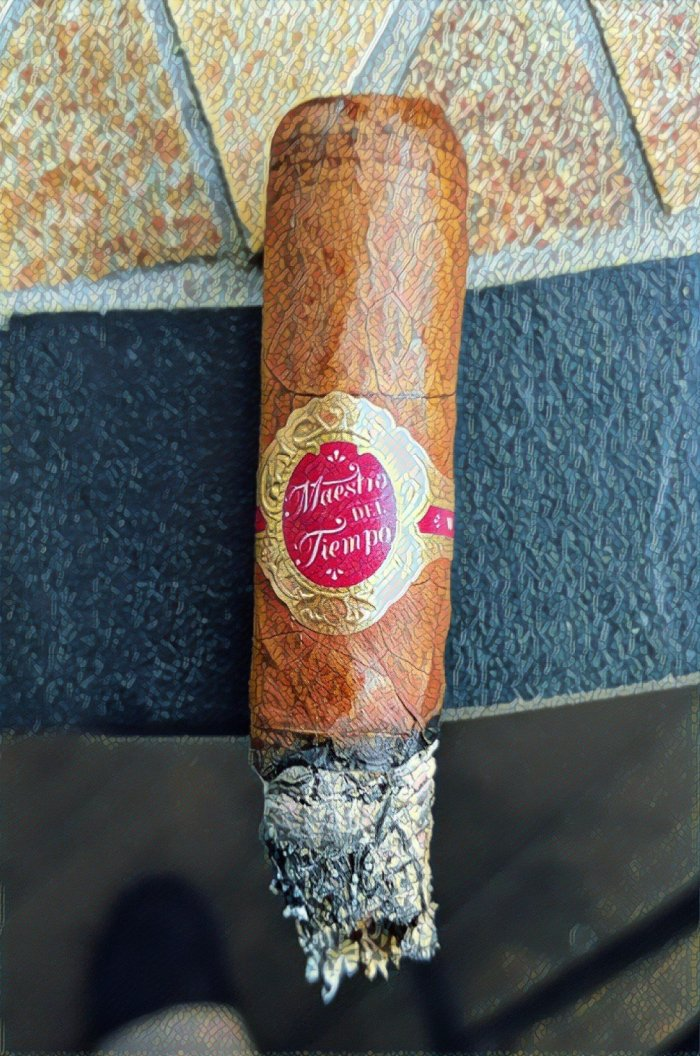 "Cigar Review: Warped ""Maestro del Tiempo"""