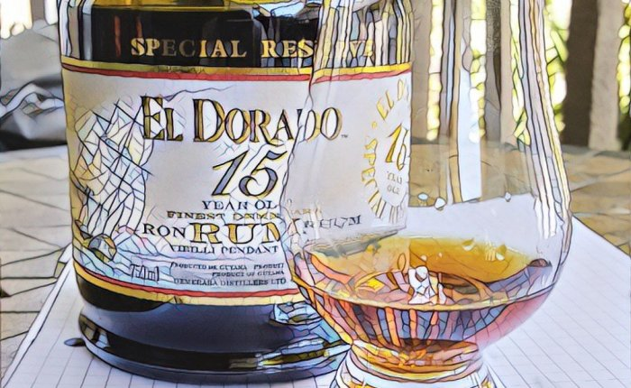 Rum Review: El Dorado 15
