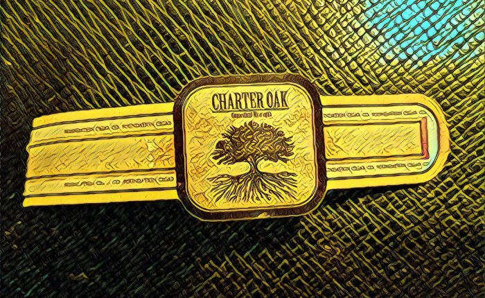 Cigar Review: Foundation Charter Oak
