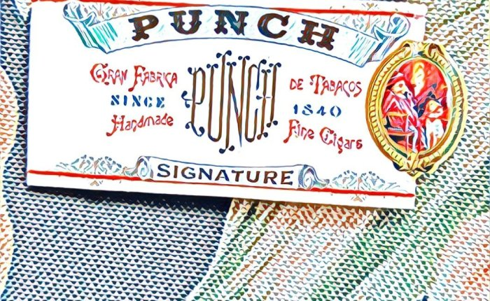 Cigar Review: PUNCH Signature