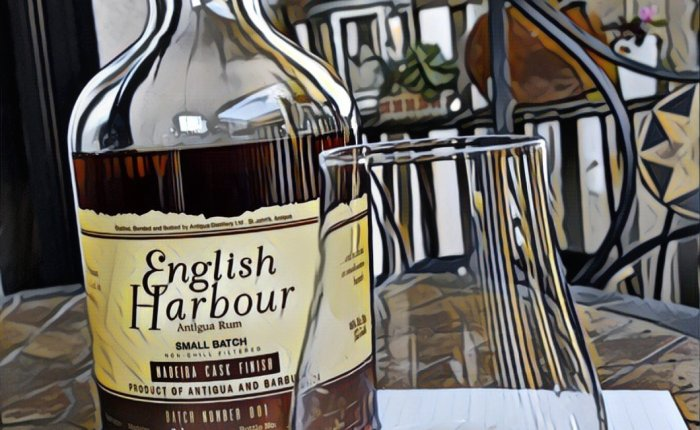 Review: English Harbour Madeira Cask Finish Antiguan Rum