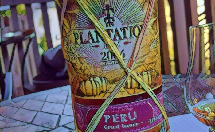 Rum Review: Plantation 2004 PeruRum